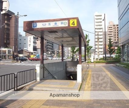 【分譲】プレサンス京都五条大橋レジェンド[1K/25.92m2]の周辺3