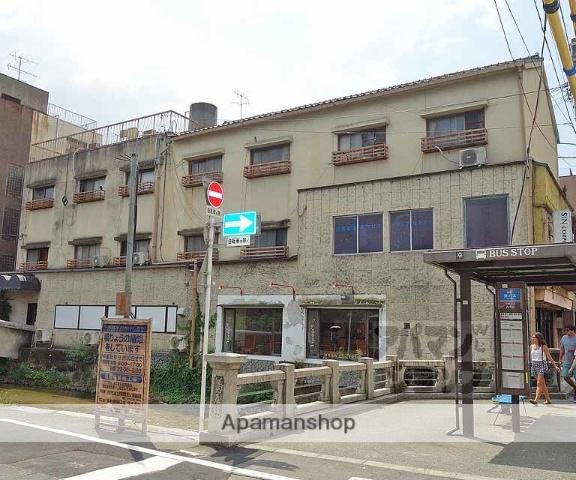京都府京都市東山区、三条駅徒歩8分の築51年 3階建の賃貸マンション