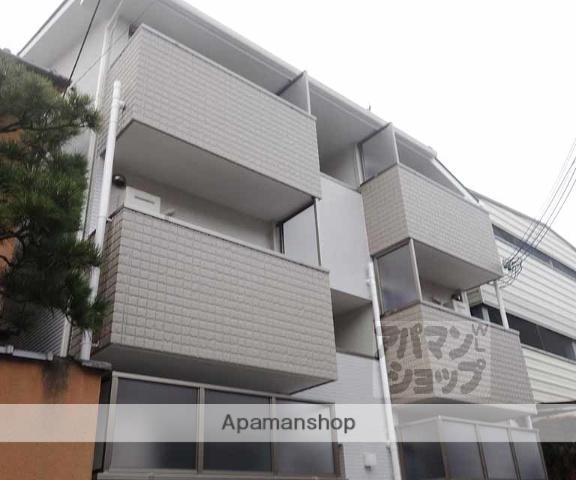 京都府京都市東山区、稲荷駅徒歩8分の新築 3階建の賃貸アパート