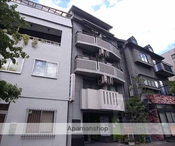 京都府京都市東山区、三条駅徒歩17分の築21年 6階建の賃貸マンション