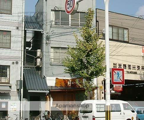 京都府京都市上京区、円町駅徒歩16分の築19年 3階建の賃貸マンション