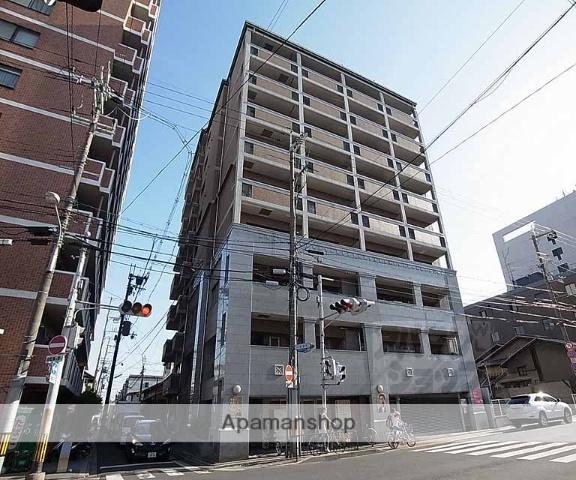 京都府京都市上京区、今出川駅徒歩13分の築12年 11階建の賃貸マンション