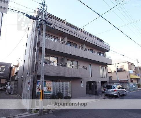 京都府京都市上京区、二条駅徒歩21分の築27年 4階建の賃貸マンション