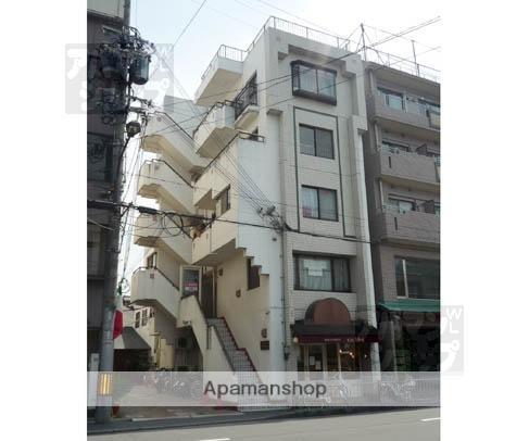 京都府京都市上京区、出町柳駅徒歩6分の築27年 5階建の賃貸マンション