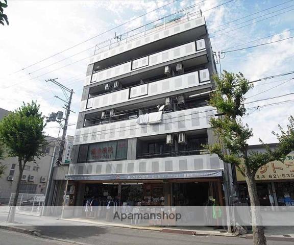 京都府京都市左京区、元田中駅徒歩16分の築19年 5階建の賃貸マンション