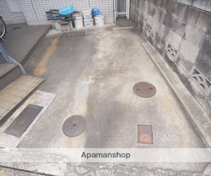 ハイツ東叡[2LDK/52.89m2]のエントランス