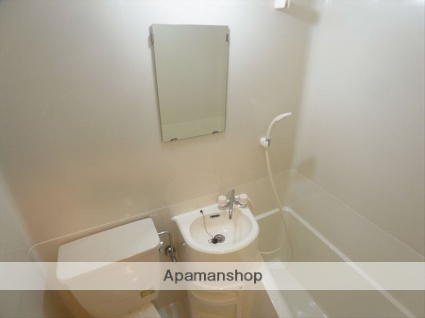 アレックス白川[1K/21m2]の洗面所