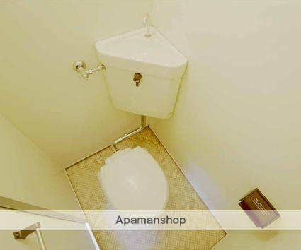 やまだハイツ[1K/17m2]のトイレ