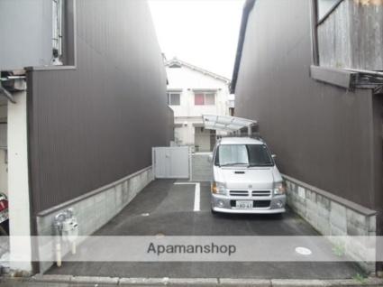 岡田アパート[1R/10m2]の外観2