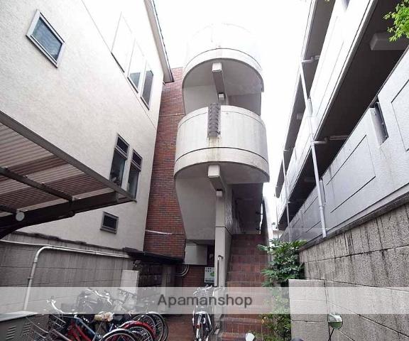 京都府京都市上京区、出町柳駅徒歩15分の築33年 4階建の賃貸マンション
