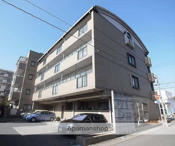京都府京都市左京区、修学院駅徒歩17分の築19年 4階建の賃貸マンション