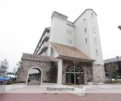 京都府京都市左京区、一乗寺駅徒歩13分の築20年 5階建の賃貸マンション