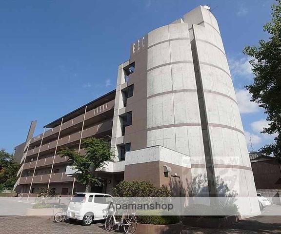 京都府京都市左京区、一乗寺駅徒歩13分の築21年 5階建の賃貸マンション