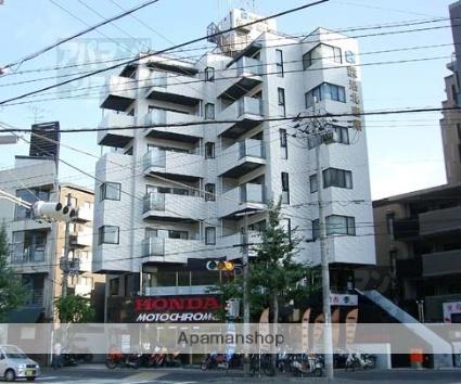 京都府京都市左京区、修学院駅徒歩4分の築26年 7階建の賃貸マンション