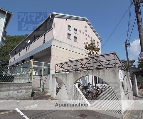 京都府京都市左京区、一乗寺駅徒歩17分の築27年 2階建の賃貸マンション