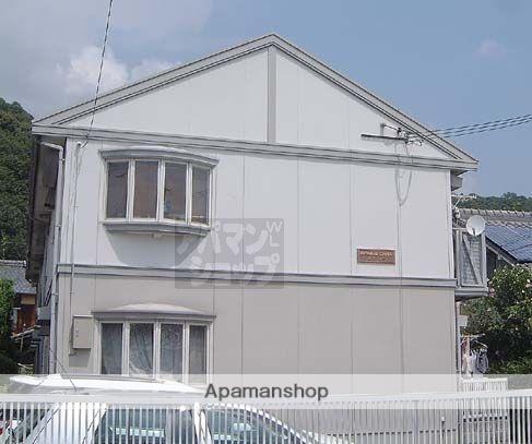 京都府京都市左京区、修学院駅徒歩13分の築28年 2階建の賃貸アパート