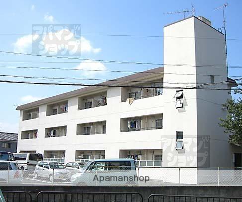 京都府京都市左京区、一乗寺駅徒歩13分の築36年 3階建の賃貸マンション