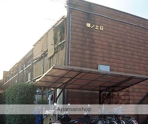 京都府京都市左京区、一乗寺駅徒歩16分の築29年 2階建の賃貸アパート