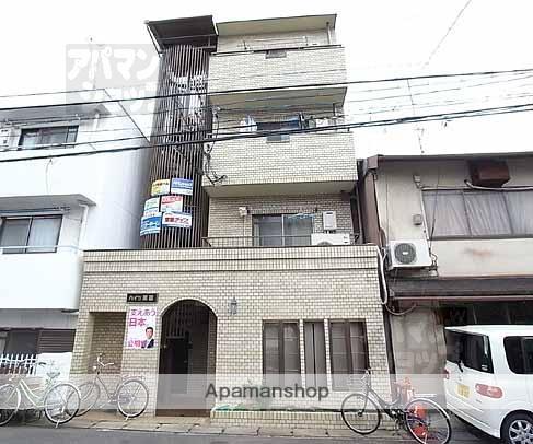 京都府京都市左京区、一乗寺駅徒歩13分の築34年 4階建の賃貸マンション