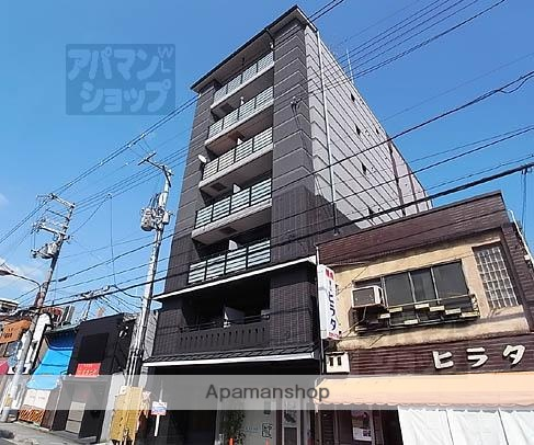 京都府京都市東山区、祇園四条駅徒歩11分の築10年 7階建の賃貸マンション