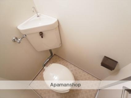 ハイツ東叡[2LDK/52.89m2]のトイレ