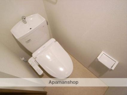 銀閣寺道レジデンス[1LDK/34.76m2]のトイレ