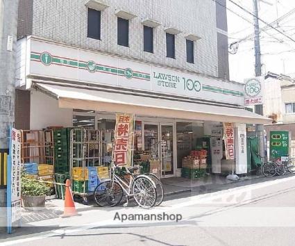 ベラジオ京都一乗寺Ⅱ[1K/25.81m2]の周辺6
