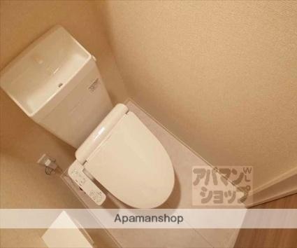 フォーレスト曼殊院[1K/28.65m2]のトイレ
