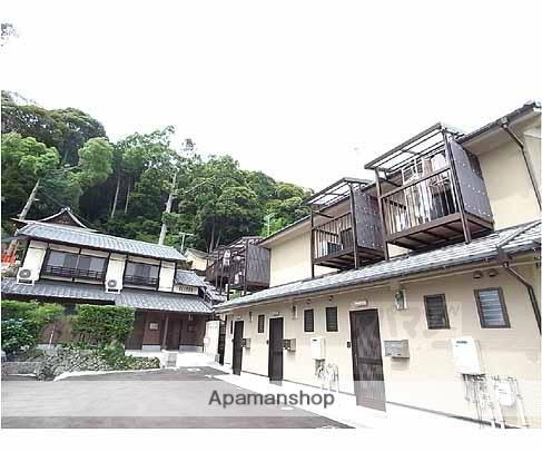 京都府京都市左京区、修学院駅徒歩17分の築5年 2階建の賃貸テラスハウス