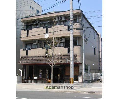 京都府京都市左京区、松ヶ崎駅徒歩9分の築21年 3階建の賃貸マンション