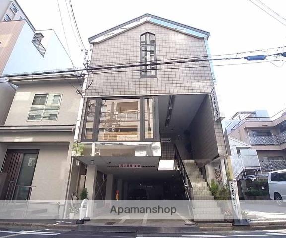 京都府京都市中京区、三条駅徒歩9分の築44年 3階建の賃貸マンション