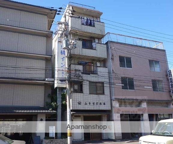 京都府京都市下京区、京都駅徒歩19分の築30年 5階建の賃貸マンション