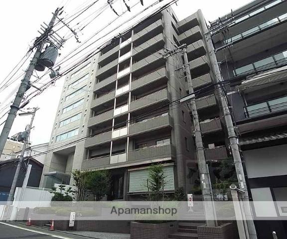京都府京都市中京区、河原町駅徒歩7分の築26年 10階建の賃貸マンション