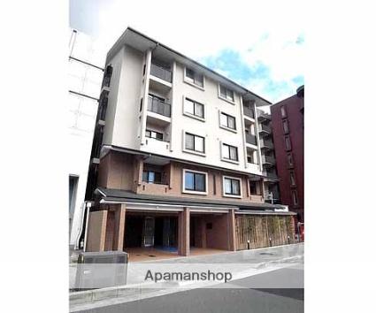 京都府京都市中京区、丸太町駅徒歩9分の築4年 5階建の賃貸マンション