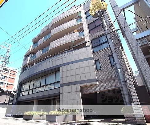 京都府京都市中京区、丸太町駅徒歩5分の築25年 6階建の賃貸マンション