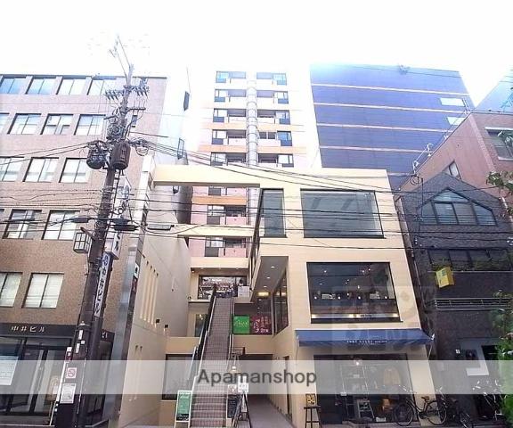 京都府京都市中京区、烏丸駅徒歩8分の築27年 11階建の賃貸マンション