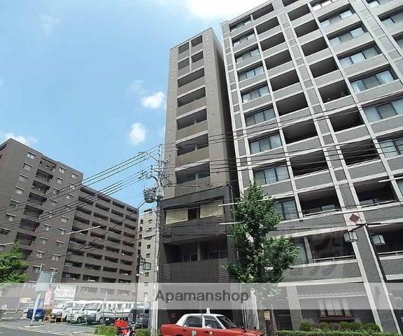 京都府京都市中京区、神宮丸太町駅徒歩9分の築12年 10階建の賃貸マンション