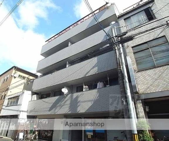 京都府京都市中京区、烏丸駅徒歩9分の築26年 6階建の賃貸マンション