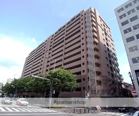 京都府京都市中京区、三条駅徒歩9分の築13年 15階建の賃貸マンション