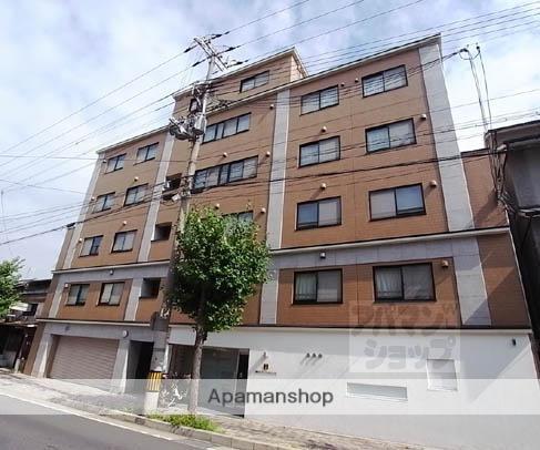 京都府京都市中京区、大宮駅徒歩14分の築9年 5階建の賃貸マンション