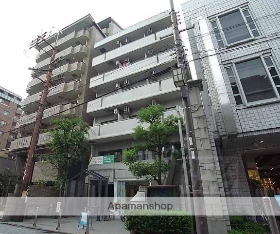 京都府京都市中京区、烏丸駅徒歩9分の築29年 8階建の賃貸マンション