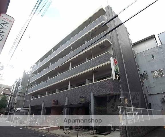 京都府京都市中京区、三条駅徒歩4分の築16年 6階建の賃貸マンション