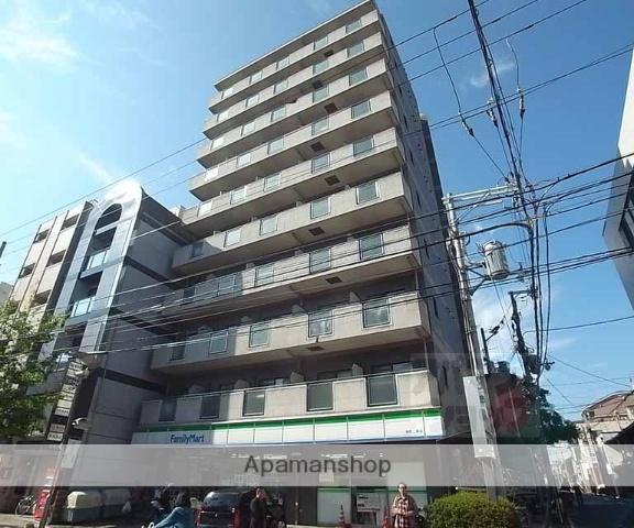 京都府京都市中京区、丸太町駅徒歩13分の築16年 10階建の賃貸マンション