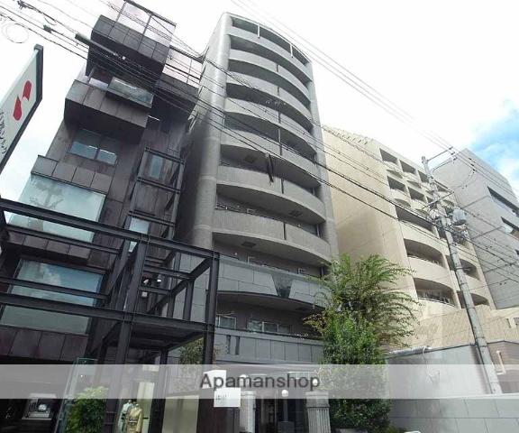 京都府京都市中京区、烏丸駅徒歩4分の築20年 10階建の賃貸マンション