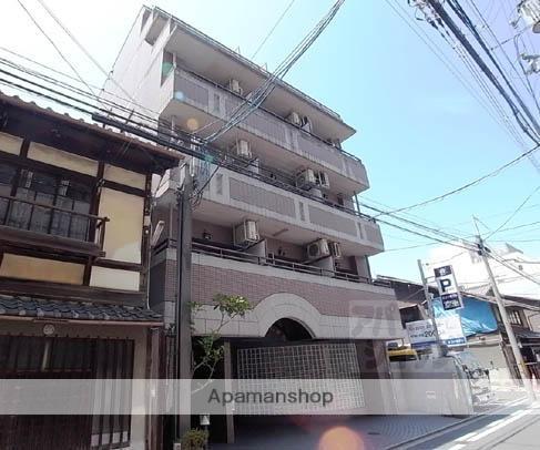 京都府京都市中京区、三条駅徒歩11分の築23年 6階建の賃貸マンション