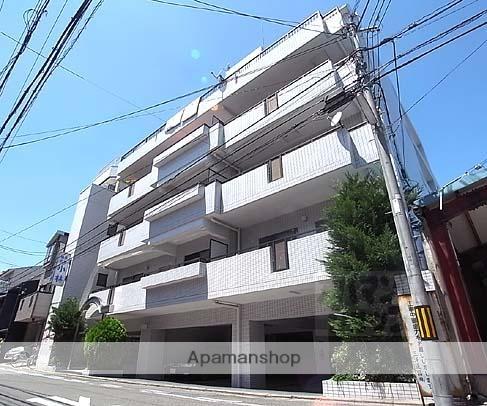 京都府京都市中京区、丸太町駅徒歩7分の築27年 7階建の賃貸マンション