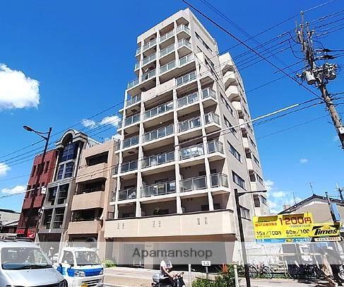 京都府京都市下京区、丹波口駅徒歩6分の築13年 11階建の賃貸マンション