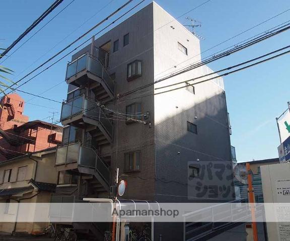 京都府京都市下京区、西大路駅徒歩12分の築22年 5階建の賃貸マンション