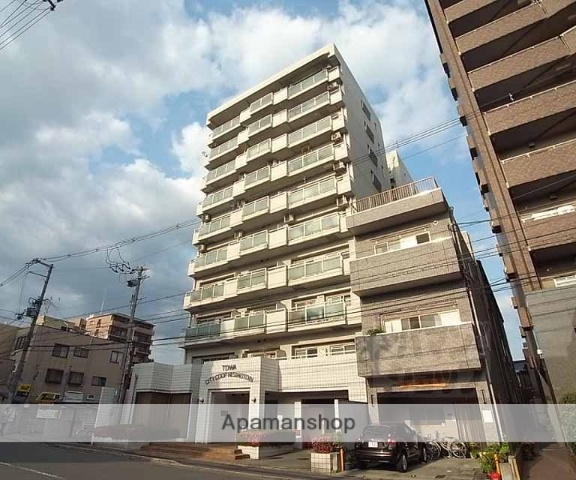 京都府京都市中京区、烏丸駅徒歩7分の築31年 10階建の賃貸マンション