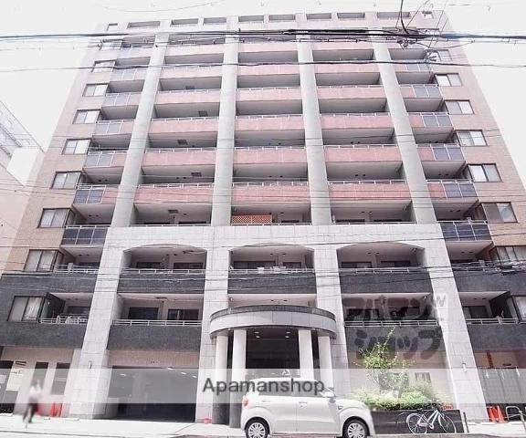 京都府京都市中京区、烏丸駅徒歩6分の築14年 14階建の賃貸マンション